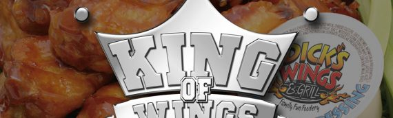 "ARC Group Announces Receipt of ""Best of Wings"" Award and Launch of New ""King of Wings"" Marketing Campaign"